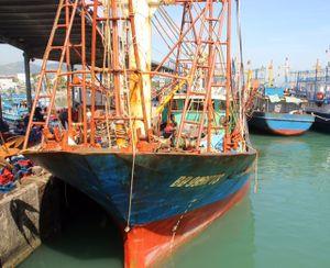 Tàu cá vỏ thép hư hỏng: Kỷ luật 6 cán bộ đăng kiểm