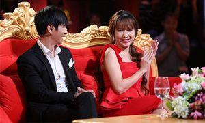 Lý Hải bị vợ hot girl 'tố' một loạt thói xấu ngay trên truyền hình