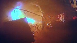 6 người kẹt trong đám cháy ở Sài Gòn, hai bà cháu tử vong