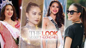 Những khoảnh khắc lịch sử làm nên 'Vẻ đẹp thương hiệu' của HLV The Look - Phạm Hương