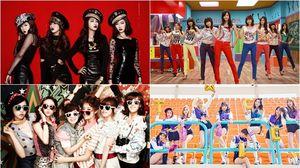 Đâu là 'hit quốc dân' từ các nhóm nhạc nữ Kpop trong suốt 10 năm qua?