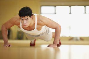Clip: Bài tập tăng cơ ngực cho nam tại nhà vừa đơn giản lại hiệu quả