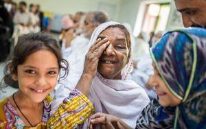 Hình ảnh: Nỗ lực mang ánh sáng cho người khiếm thị ở Pakistan