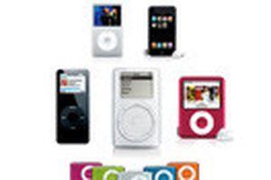 iPod tròn 12 tuổi