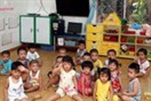 Trẻ 6 tháng tuổi sẽ được vào mầm non công lập: Chủ trương hay nhưng khó mở rộng