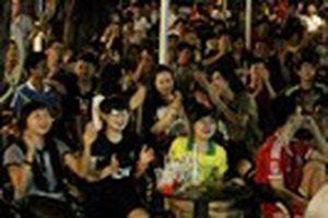 Sinh viên trắng đêm cùng World Cup 2014