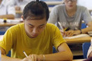 Nhận xét đề thi môn toán khối B, D