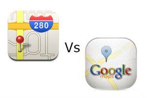 Apple Maps sẵn sàng hạ gục Google Maps