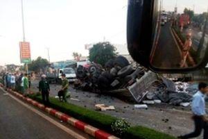 Tập trung cứu chữa các nạn nhân trong vụ tai nạn giao thông tại Gia Lai