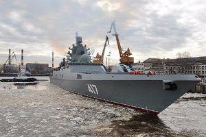 Hóa ra siêu hạm Đô đốc Gorshkov vẫn chưa sẵn sàng chiến đấu