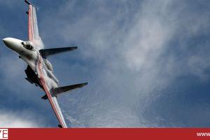 Tiêm kích Su-27 của Nga lần thứ hai trong tuần làm máy bay do thám Mỹ 'lo sợ'