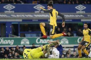 Arsenal – Everton: Hy vọng mong manh!