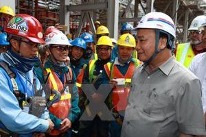 Tổ máy 1 Nhiệt điện Thái Bình 1 chính thức hòa lưới điện Quốc gia