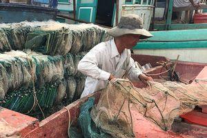 Báo động tình trạng trộm ngư lưới cụ