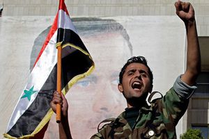 Quân đội Syria tấn công tổng lực giải vây Deir Ezzor