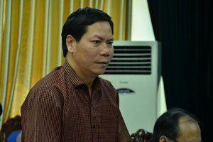 Vụ 8 người chạy thận tử vong: Cách chức Giám đốc BVĐK Hòa Bình 1 năm