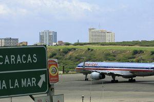 Các hãng hàng không ồ ạt tháo chạy khỏi Venezuela