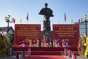 Thế trận lòng dân trong cuộc khởi nghĩa Trương Định