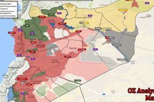 Tháng 8/2017: Quân đội Syria đại thắng trên nhiều mặt trận