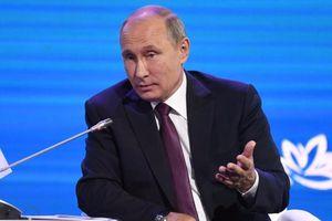 Ông Putin bác bỏ viễn cảnh khai hỏa vũ khí hủy diệt
