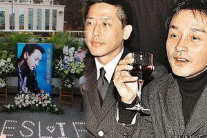 Bạn đời đồng tính tưởng nhớ sinh nhật tài tử quá cố Trương Quốc Vinh
