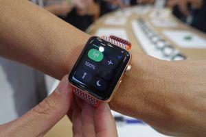 Trên tay Apple Watch Series 3: thiết kế không đổi, nhiều màu và dây đeo hơn