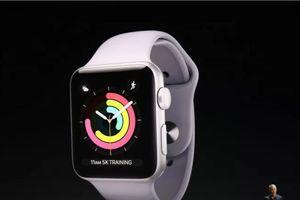 Apple Watch 3, Apple TV được nâng cấp mạnh mẽ