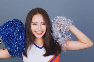 9X xinh đẹp tụt huyết áp vì cổ vũ đội bóng rổ Hanoi Buffaloes