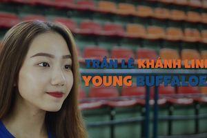 Cheerleader Khánh Linh trả lời nhanh về bản thân