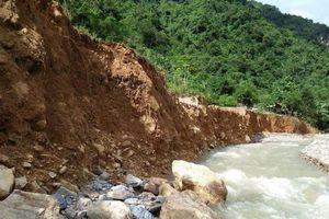Còn 5 người mất tích do mưa lũ ở Hòa Bình