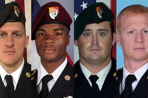 Mỹ lùm xùm vụ binh sĩ bị phục kích ở Niger