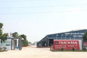 Công ty TNHH Thạch Bàn bị yêu cầu bồi thường ngay cho dân 400 triệu đồng vì đốt lò làm chết lúa