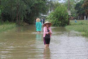 Quảng Nam: Lốc xoáy khiến hơn 80 nhà sập và tốc mái, 4 người nguy kịch