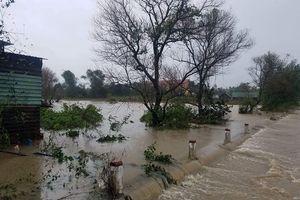 Krông Bông, Đắk Lắk hàng chục nhà bị sập và tốc mái do bão số 12