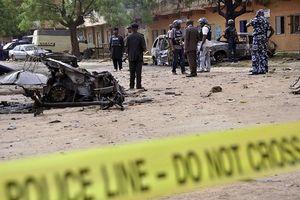 Đánh bom nhà thờ ở Nigeria, 50 người thiệt mạng
