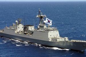 Sức mạnh chiến hạm Hàn Quốc đào tạo học viên Việt Nam