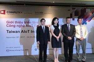 Giới thiệu Triển lãm Công nghệ AIoT Đài Loan và Computex 2018