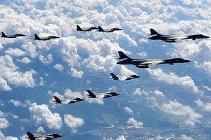 Ồ ạt tập trận sát Triều Tiên, Nga và Trung Quốc 'cảnh cáo'