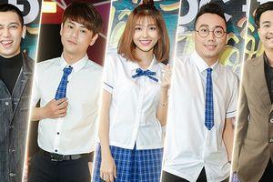 Tronie, Tài Smile, Ưng Đại Vệ đến chúc mừng Ginô Tống - Kim Chi ra mắt phần 7 của series 'Phim cấp 3'