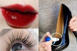 7 mẹo tuyệt đỉnh từ SON DƯỠNG MÔI giúp bạn gái đẹp 'lồng lộn' mà không cần quá nhiều mỹ phẩm