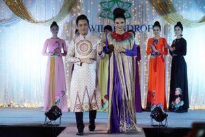 Người đẹp Miss Photo 2017 mang văn hóa Việt đến Thái Lan