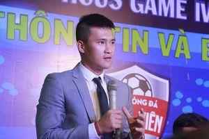Đội bóng của Công Vinh 'tuyển quân' ở giải bóng đá sinh viên TP.HCM - Vinaphone Cup