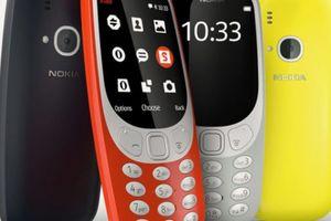 Nokia 3310 bản 4G giá rẻ lộ nguyên cấu hình