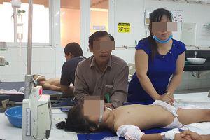 Rúng động nghi án cha bỏ thuốc sâu đầu độc 3 con