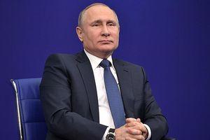 Ông Putin buồn vì không có tên trong báo cáo của Mỹ