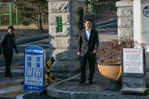 Người thừa kế của Samsung được trả tự do
