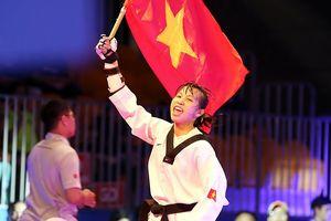 Khát vọng đưa Taekwondo vươn tầm cao mới của cô gái vàng Kim Tuyền