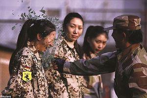 Bật mí chuyện đào tạo nữ vệ sĩ ở Trung Quốc