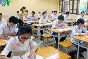 Hướng dẫn kiểm tra khảo sát học sinh lớp 12