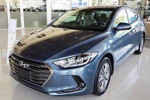 Hyundai Elantra 1.6AT nâng cấp, giá từ 629 triệu tại Việt Nam